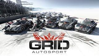 Гоночный уикенд (Играем в GRID Autosport)