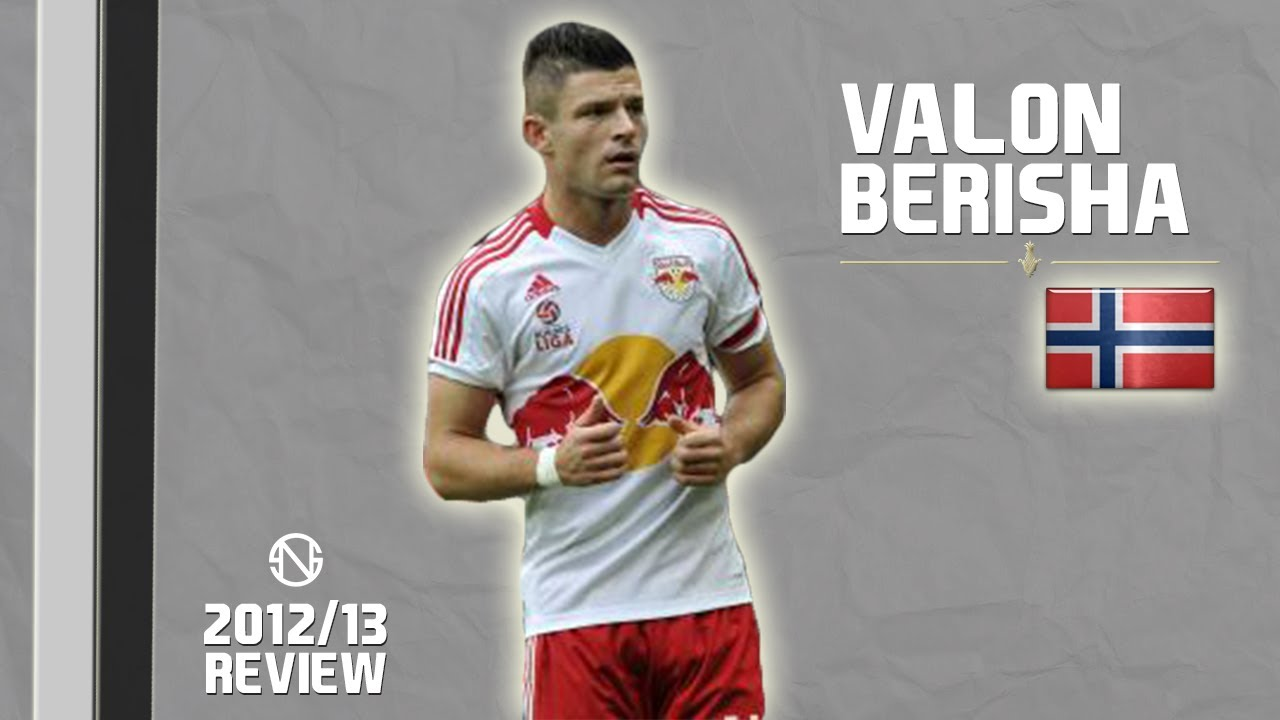 VALON BERISHA | Goals, Skills, Assists | Salzburg | 2012 ...