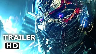 TRANSFORMERS 5 The Last Knight Official Trailer # 3 (2017) Action Blockbuster Movie HD