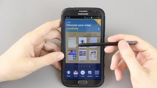 Samsung Galaxy Note 2 / II FULL REVIEW Part 2