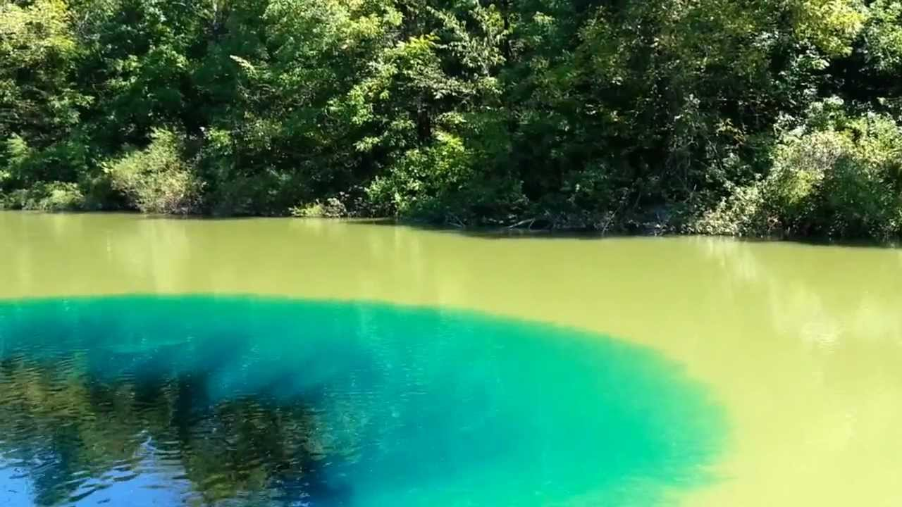 Adding aqua shade to water youtube for Blue pond dye