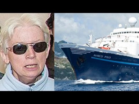 65 Year Old Tourist Tries To Swim To Cruise Ship When it Left Port