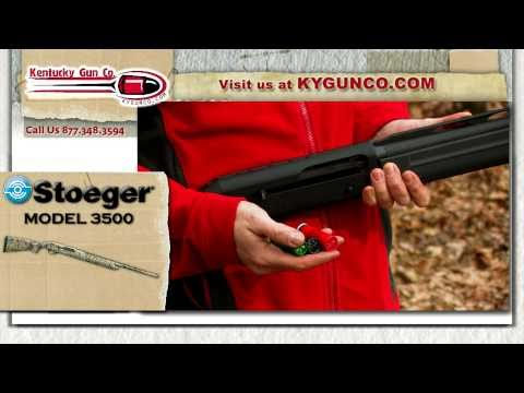 Stoeger 3500 Review and Range Tes