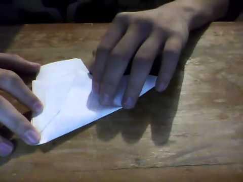 como hacer una estrella de origami facil con solo 2 materiales