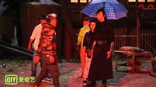 [BTS] William Chan (陈伟霆) - Ding Yin Burns Down Village