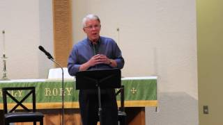 Larry Crabb--The Root to Freedom from Gender Confusion is Relational Holiness