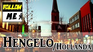 Hengelo / Hollanda | Follow Me!