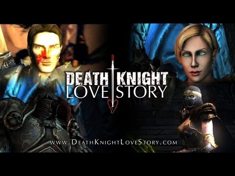Death Knight Love Story Trailer - Jack Davenport, Brian Blessed, Joanna Lumley, Anna Chancellor