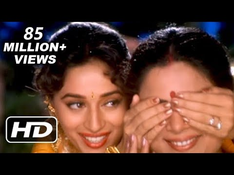 Maye Ne Maye - Madhuri Dixit, Salman Khan - Hum Aapke Hain Koun - Superhit Movie Song video