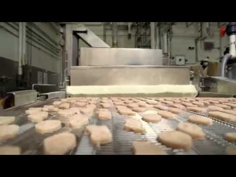 Pink goop in Chicken McNuggets? McDonald's Canada answers (Super Bowl XLVIII)