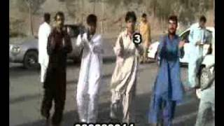 Tahir Feroz New Pashto Attan Song 2011.Zhob Video.flv