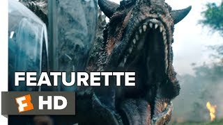 Jurassic World: Fallen Kingdom Featurette - More Dinosaurs Than Ever (2018) | Movieclips Coming Soon