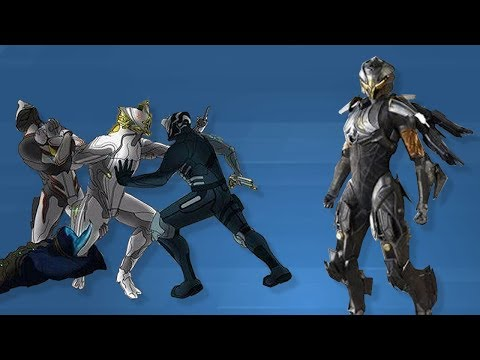 Warframe Players React To Anthem