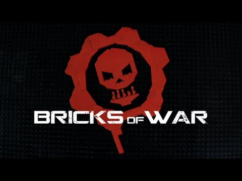 Gears of War al estilo Lego