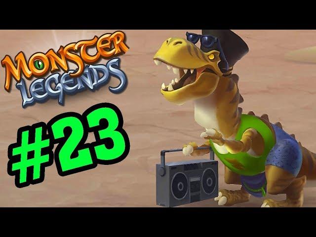Monster Legend - Thế Giới Quái Vật - KHỦNG LONG HIP HOP (MONSTER AZAKA) #23