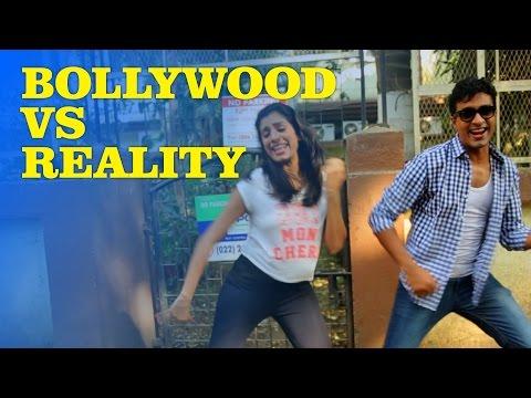 Bollywood Vs Reality video