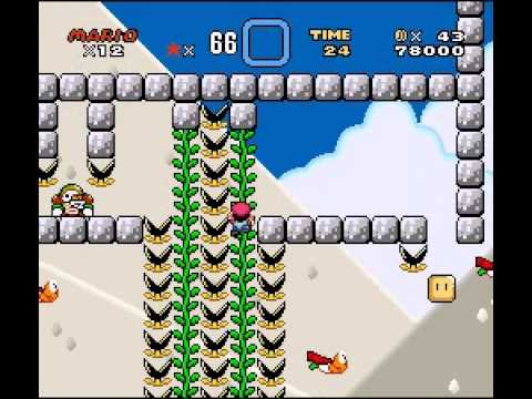 Super Kaizo World - Special Stage 2 Part 1