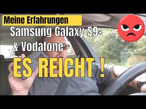 Samsung Galaxy S9 Plus und meine Erfahrungen mit Mobilfunkanbietern /ES REICHT [Erfahrungsbericht]