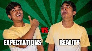 Expectation VS Reality (Maldivian Edition)