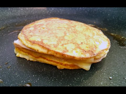 How to make Coconut Flour Flatbread - Low Carb and Grain Free thumbnail