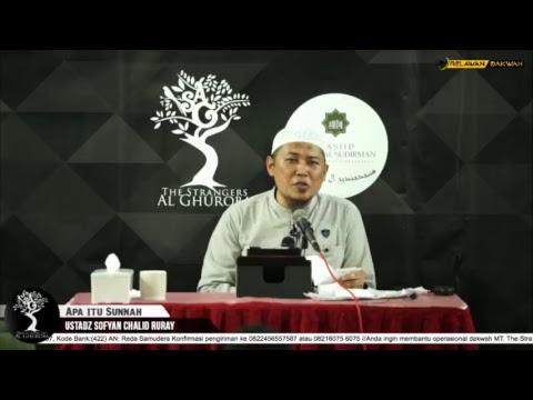 (LIVE) APA ITU SUNNAH - Ustadz. Sofyan Chalid Ruray