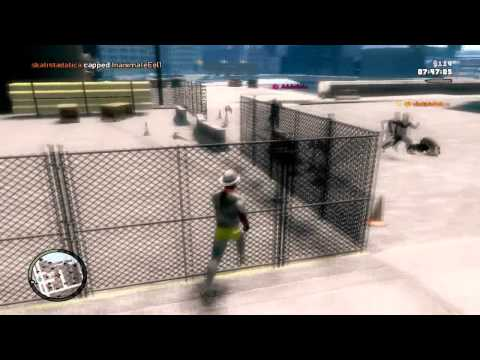 Pique Esconde no GTA IV | BR\'s Event |HD|