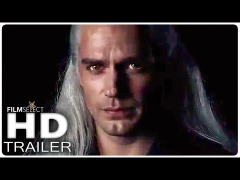 THE WITCHER First Look Teaser (Netflix 2019)