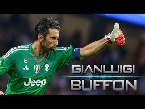 Gianluigi Buffon | Il Capitano | Parate Spettacolari | 2014 HD