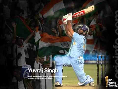 India Cricket Team's Great Victorious Moments Against The World.wmv video