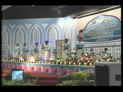 Festival Nasyid Sekolah - sekolah KPM Peringkat Kebangsaan 2014 - SM Labuan (Official)