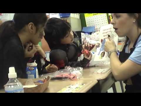 Food Tasting for Children with the Chicago Partnership for Health Promotion