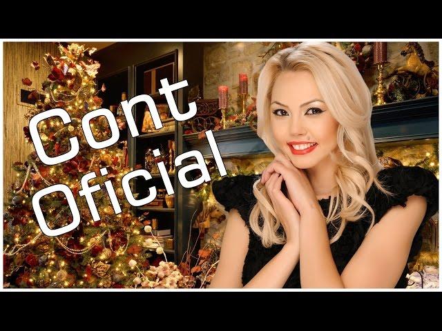 DENISA - Iata, vin colindatori! (melodie originala) Colinde si Cantece de Sarbatori 2014