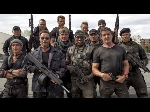 Robbie Collin reviews The Expendables 3