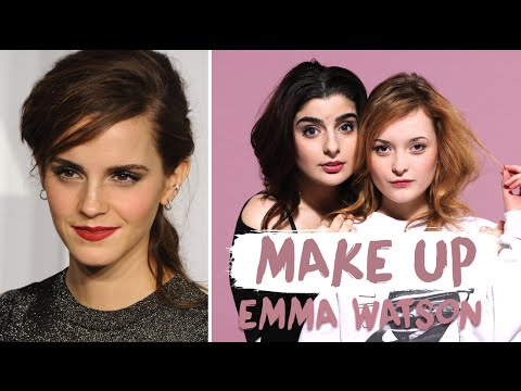 GET THE LOOK EMMA WATSON / MAKE UP (avec Kihou et So Urban Girl)