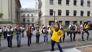 UC Berkeley Cal Band Performance 1 -- ROHP 2017