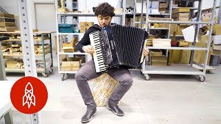 This Italian Town Is the Epicenter of Accordions