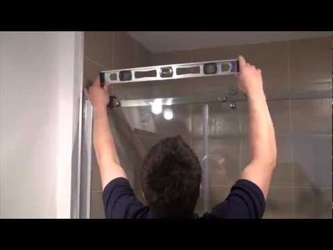 Kalia how-to videos: How to adjust a Rollax shower door
