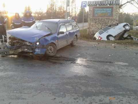 ДТП Старый Изборск 14.11.2013г.