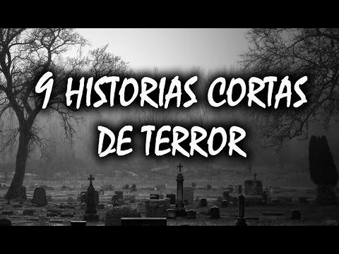 9 Historias Cortas De Terror