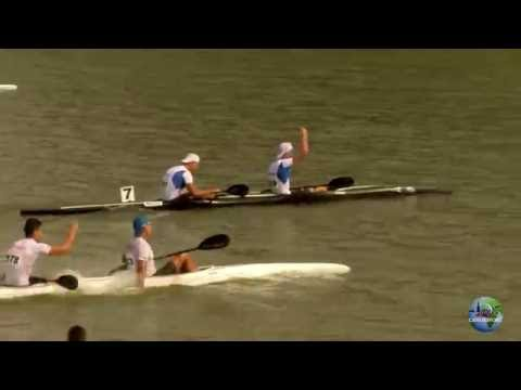 European Canoe Sprint juniors & U23 Championships Plovdiv 2016 - Moments!