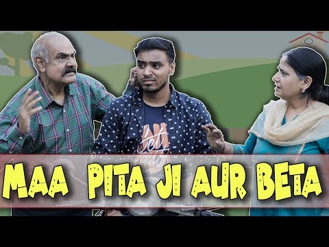 Maa Pitaji Aur Beta - Amit Bhadana thumbnail