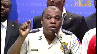VIDEO: Haiti - Prisonnier Clifford Brandt Apprehende - Declaration Laurent Lamothe