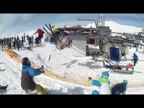 ski lift accident, gudauri (03月18日 05:05 / 8 users)