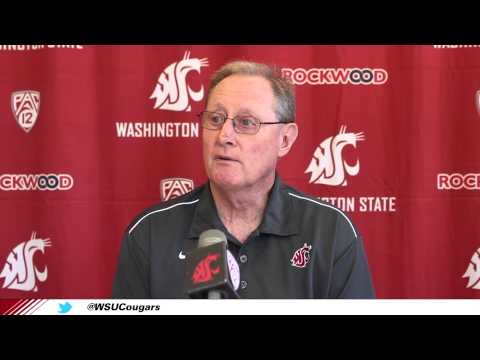 WSU Track: Rick Sloan Press Conference May 20