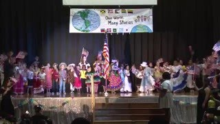 Elmora School 12 hosted its annual Multicultural Show
