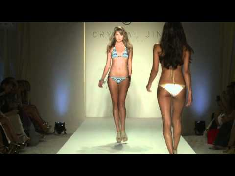 Crystal Jin 2012 Runway Music Videos