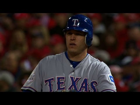 WS2011 Gm2: Kinsler does it all in Game 2 win