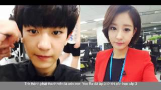 Chị gái vừa xinh vừa giỏi của Chan Yeol (EXO)