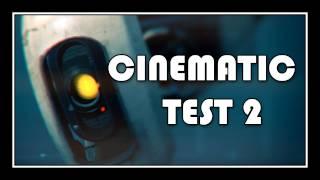 Portal 2 - Core Transfer - Cinematic Effects 2