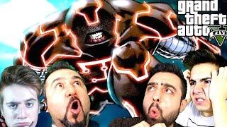 YENI Çılgın Juggernaut Modu DLC ! Gta 5 | FurkanyamanHD, GereksizOda, Sesegel